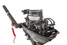 2х тактный Лодочный мотор GLADIATOR G9.8FHS, фото 3