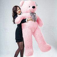 Мишка 180 см розовый