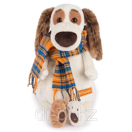 """Мягкая игрушка Budi Basa """"Бартоломей в шарфе"""""""