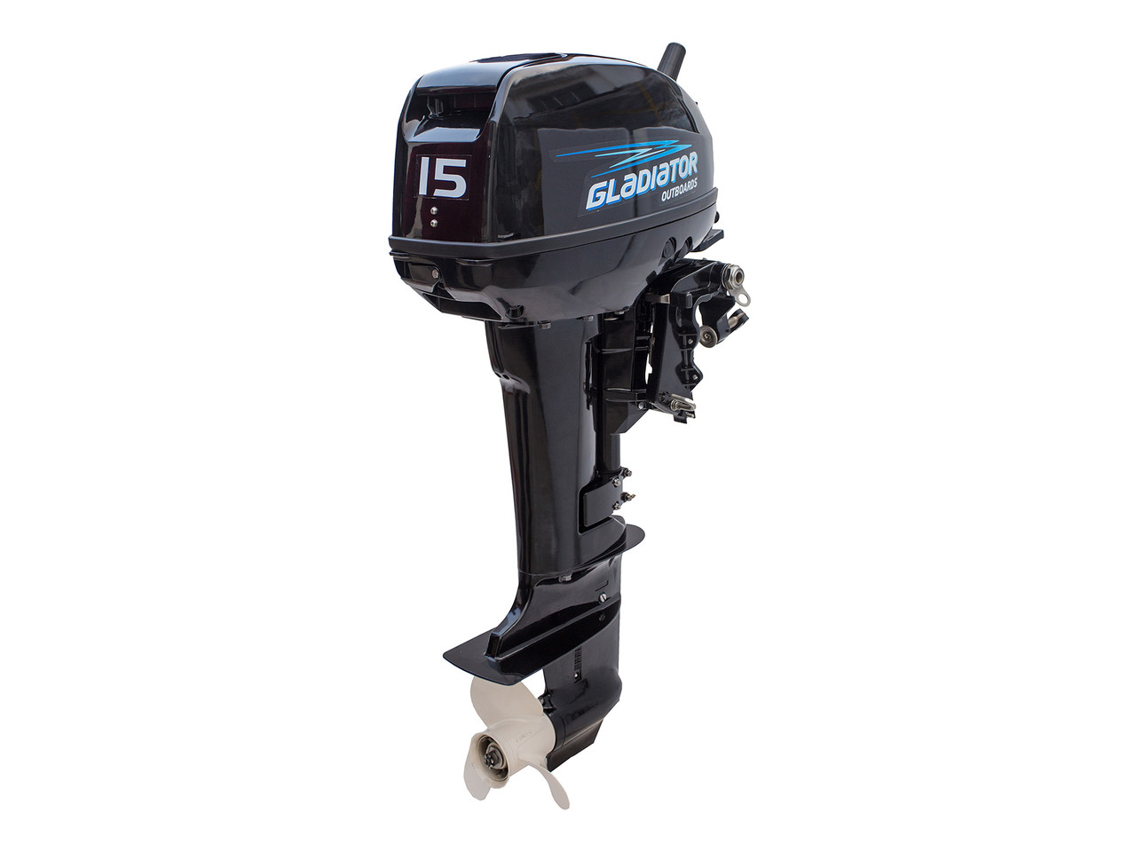 Лодочный мотор GLADIATOR  15лс