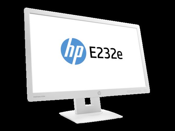 """EliteDisplay E232e 23"""" LED Monitor (White)"""