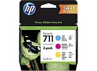 Струйный картридж HP 711 (Оригинальный, Цветной) P2V32A