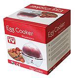 Яйцеварка электрическая Egg Cooker на 7 яиц, фото 2
