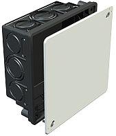 Распределительная коробка для скрытого монтажа 100x100x45 мм UV 100 K, фото 1