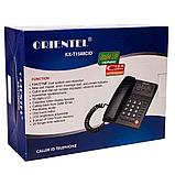 Телефон стационарный с определителем номера ORIENTEL KX-T1588CID, фото 2
