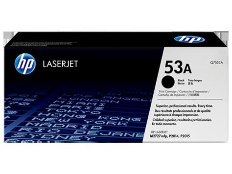Лазерный картридж HP 53A (Оригинальный, Черный - Black) Q7553A