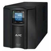 ИБП APC Smart-UPS C SMC2000I 2000VA черный