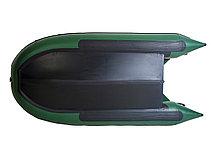 Моторная лодка ПВХ GLADIATOR C 370 DP с фанерным полом, фото 2