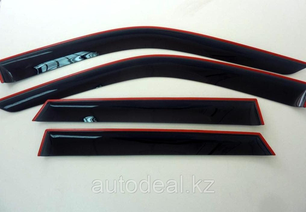 Ветровики Lifan X50