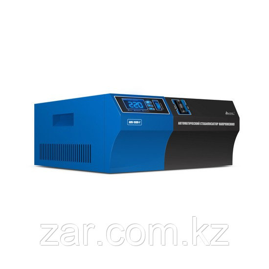 Стабилизатор напряжения 1000Вт, SVC AVR-1000-F