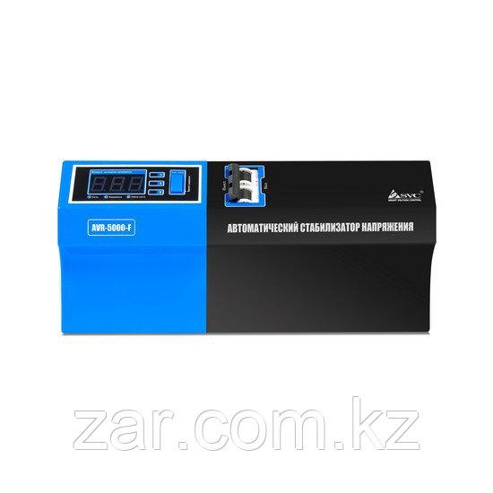 Стабилизатор напряжения 5000Вт, SVC AVR-5000-F