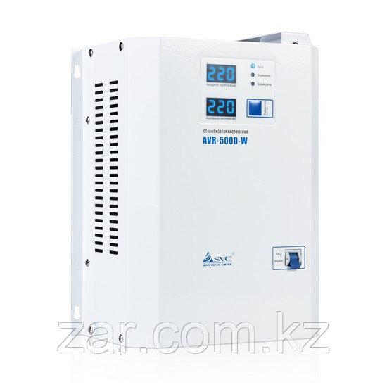 Стабилизатор напряжения 5000Вт, SVC AVR-5000-W