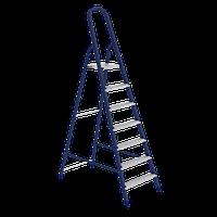 Стремянка 7 ступеней, стальная СИБРТЕХ 97847 (002)