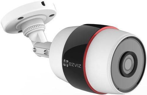 C3S - 2MP Уличная цилиндрическая IP/Wi-Fi-камера с фиксированным объективом и мощной ИК-подсветкой.