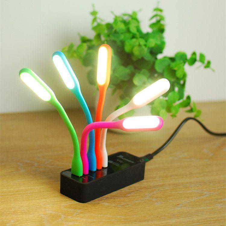 "Usb подсветка для клавиатуры ""Гибкая лампа"""