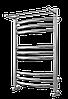 """Водяной полотенцесушитель Terminus """"Стандарт"""" Енисей  П10 500*840  с полкой"""