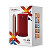 Мобильный телефон Texet TM-404 красный, фото 4