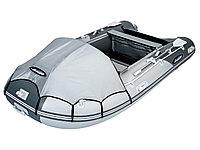 Моторная лодка ПВХ GLADIATOR C 420 DP с фанерным полом
