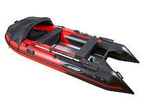 Моторная лодка ПВХ GLADIATOR C 400 AL с алюминиевым полом, фото 3