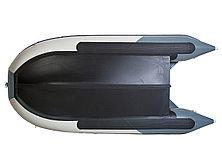 Моторная лодка ПВХ GLADIATOR C 420 AL с алюминиевым полом, фото 3