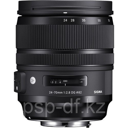Объектив Sigma 24-70mm f/2.8 DG OS HSM Art для Canon