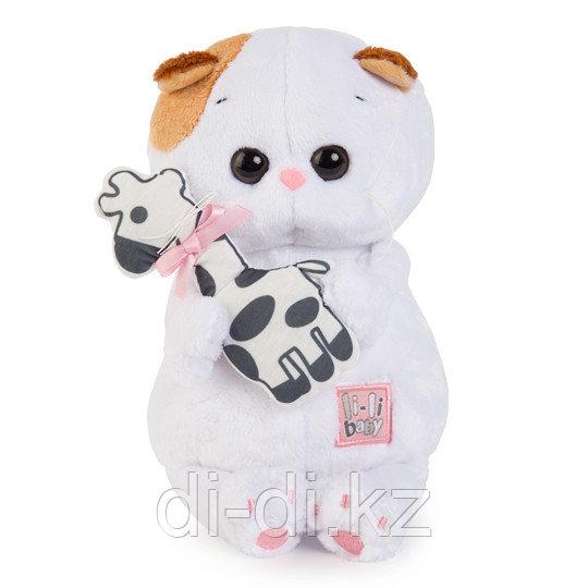 """Мягкая игрушка """"Ли-Ли BABY с жирафиком"""" (18 см)"""