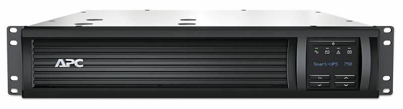 Источник бесперебойного питания APC Smart-UPS SMT750RMI2U
