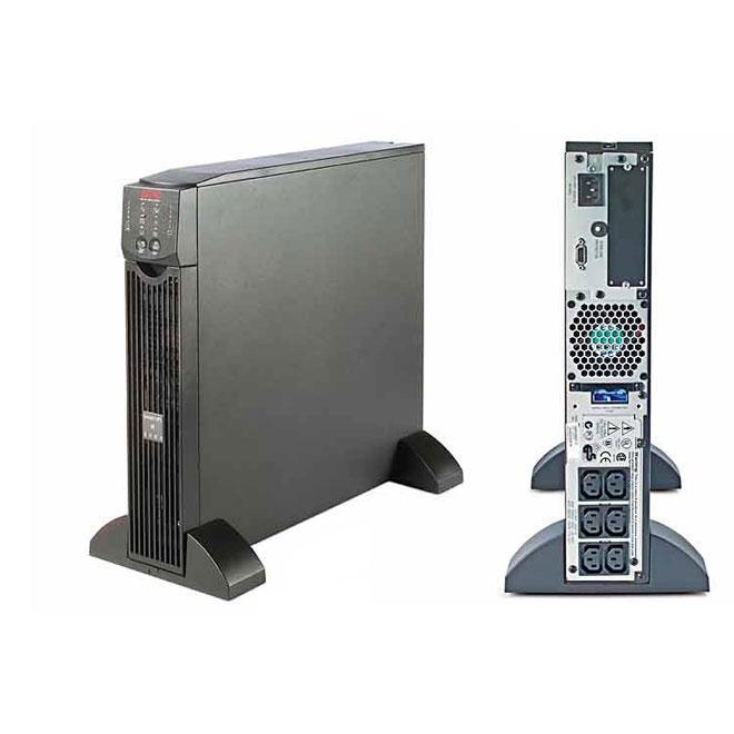 ИБП APC Smart-UPS RT 1000 ВА/700 Вт (SURT1000XLI / SURT1000XLI-NC), On-Line, 230 В