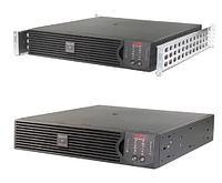 """APC SURT2000RMXLI Smart-UPS On-Line Источник бесперебойного питания на 2000VA, 19"""" (направляющие SURTRK для мо"""