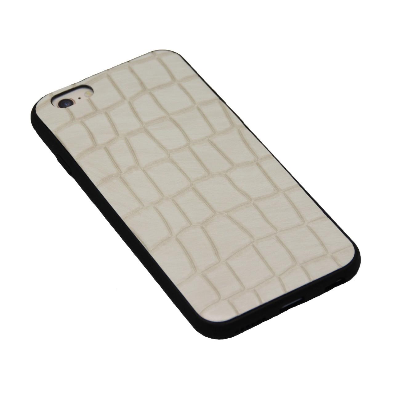 Чехол Kuchi iPhone 6, 6S рептилия