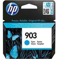 Струйный картридж HP 903 (Оригинальный, Голубой - Cyan) T6L87AE