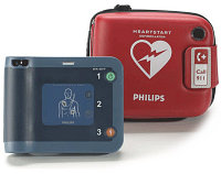 Дефибриллятор Philips HeartStart FRx, фирмы PHILIPS Medical System