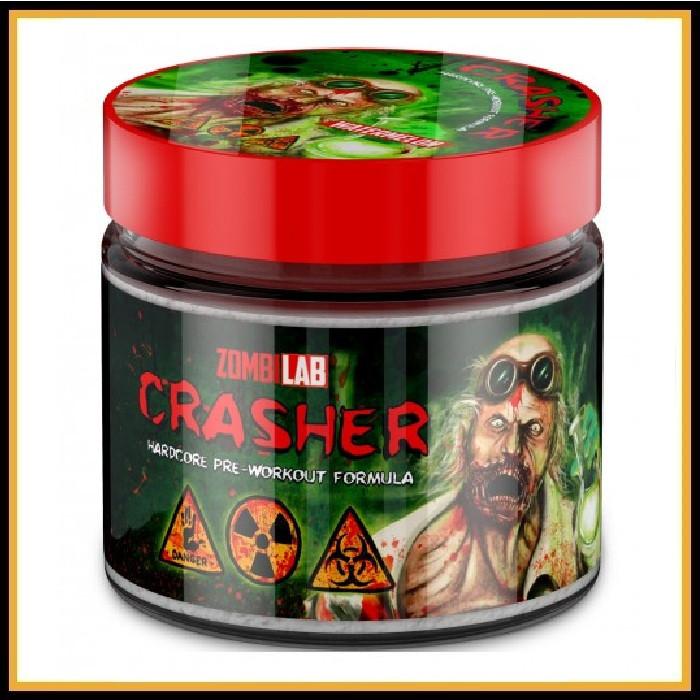 CRASHER PREWORKOUT FORMULA 100гр, 40 порций (предтренировочный комплекс)