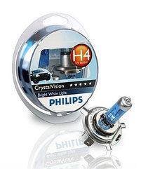 Лампы галогенные Philips CRYSTAL VISION CV H4 ВОХ/12342 S2