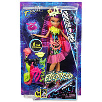 Monster High Electrified Clawdeen Wolf Monstrous Hair Ghouls , фото 1