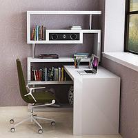 Письменный стол со стеллажом