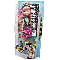 Кукла Монстр Хай Рошель Гойл Вечеринка монстров, Rochelle Goyle Party Ghouls.