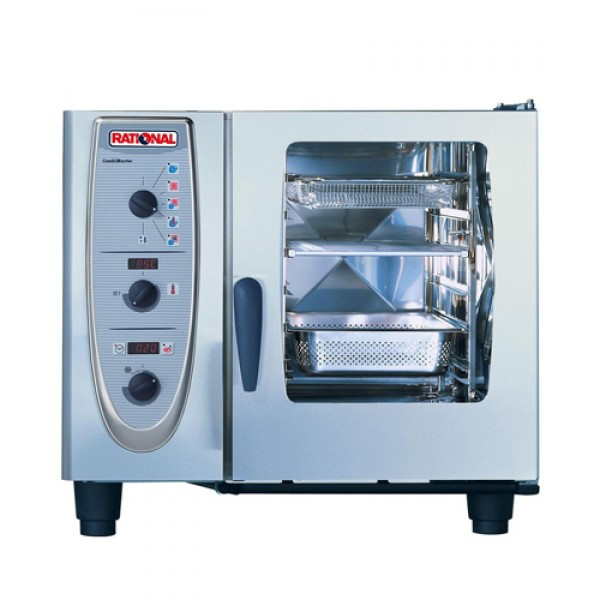 Печь конвекционная  Rational  Combi Master Plus CM61 Gas B619300.30.202