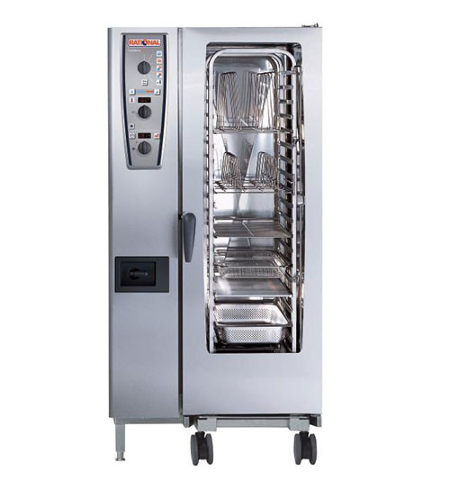 Печь конвекционная  Rational  Combi Master Plus CM202 Gas B229300.30.202