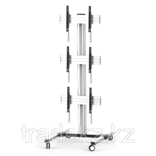 Мобильная стойка для видеопанелей Brateck LVS01-346FW - фото 1