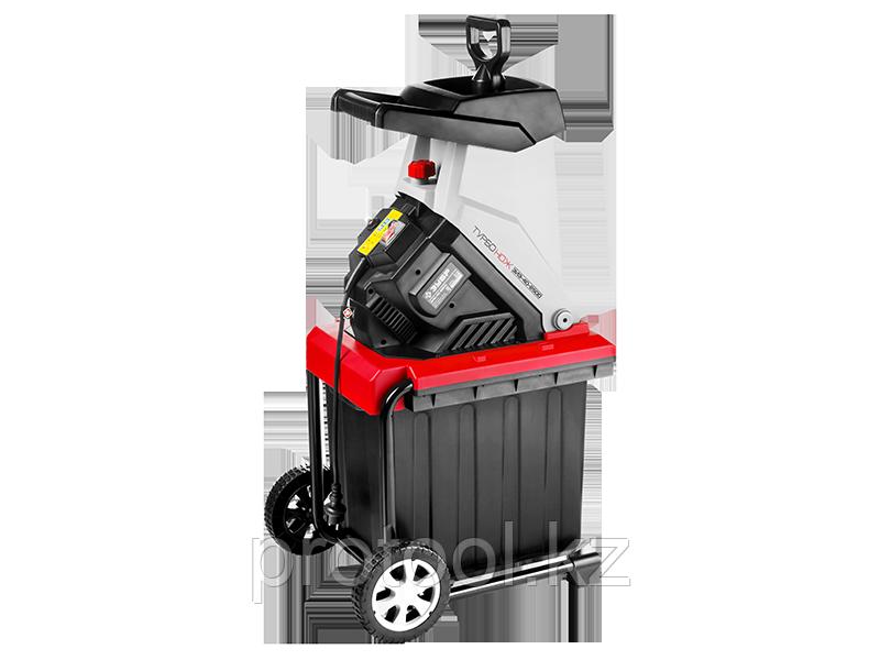 Измельчитель садовый электрический, ЗУБР, р/с 40 мм, контейнер 50 л, 2500 Вт - фото 2