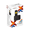 Телефон беспроводной Texet TX-D6605А черный, фото 2
