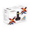 Телефон беспроводной Texet TX-D6705A черный, фото 2