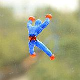 Игрушка Spider-man. Человек Паук липучка, фото 3