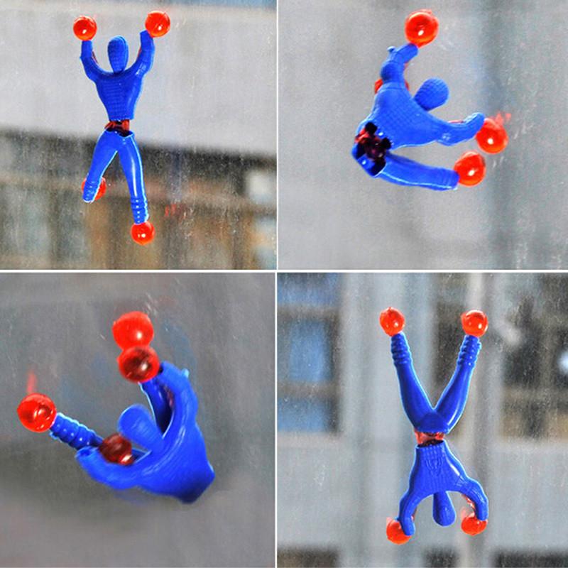 Игрушка Spider-man. Человек Паук липучка