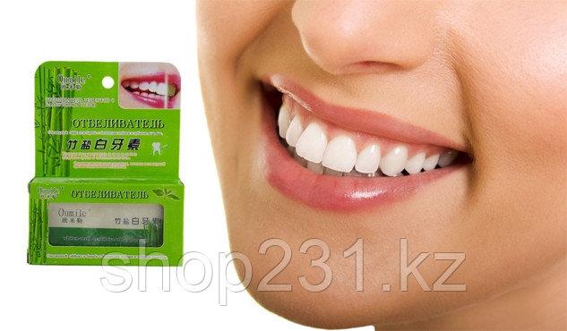 """Отбеливатель для зубов Oumile """"бамбуковая соль"""""""