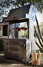 Мангал на древесном угле GRILL MASTER УММ/1 (для открытой веранды)