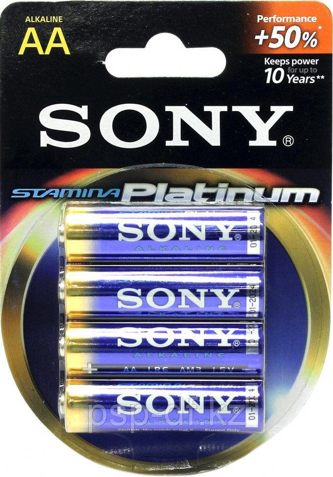 Батарейка Sony Platinum AA 1.5V 4шт.