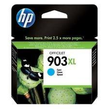 Струйный картридж HP 903XL (Оригинальный, Голубой - Cyan) T6M03AE