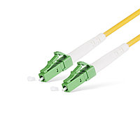 Патч Корд Оптоволоконный LC/APC-LC/APC SM 9/125 Simplex 2.0мм 1 м